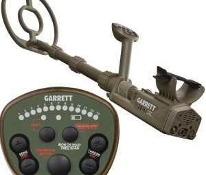 test avis détecteur de métaux Garrett ATX