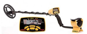 test avis détecteur de métaux Garrett ACE 250