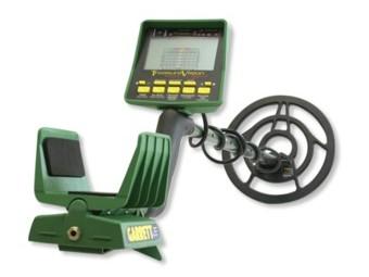 avis test détecteur de métaux garrett gti 2500 pro