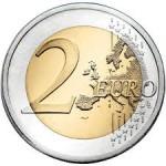 test detection piece 2 euros