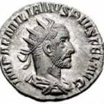 test detection piece romaine antoninien