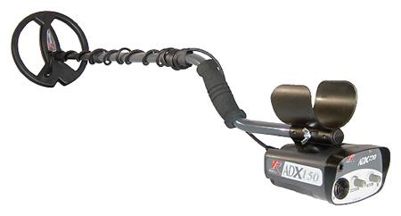 test avis détecteur de métaux ADX 150 XP