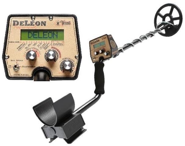 test avis Tesoro DELEON pro detecteur de metaux super puissant