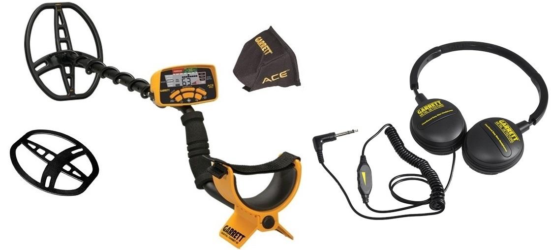 ACE 400 i protege disque protection pluie casque garrett
