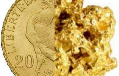 comment trouver de l'or