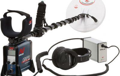 test avis GPX5000 detecteur or