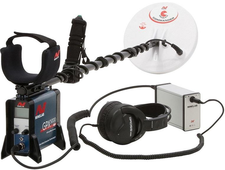 test et avis du GPX5000 detecteur or