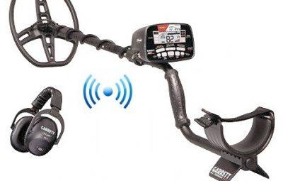 garrett at max ecran rétroéclairé detecteur sans fil