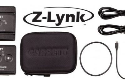 garrett z-lynk emetteur recepteur pour detection sans fil
